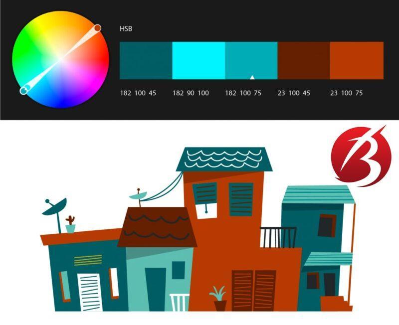 وب سایت های کاربردی در اینترنت - وب سایت Adobe color