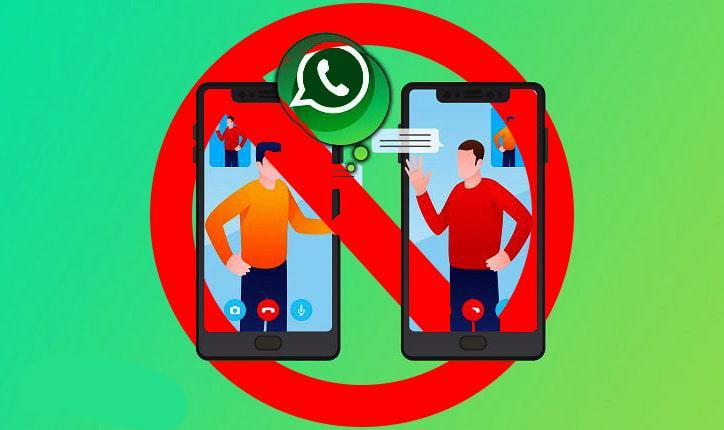 جلوگیری از تماس تصویری و صوتی واتس اپ - وب سایت برتر رایانه