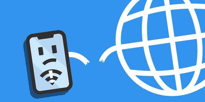 عدم اتصال گوشی آیفون به اینترنت - وب سایت برتر رایانه