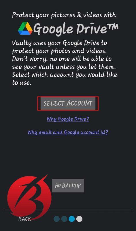 مخفی کردن تصاویر در اندروید - با استفاده از نرم افزار