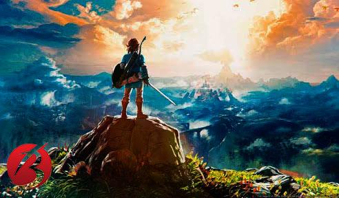 بازی Legend of Zelda: Breath of the Wild