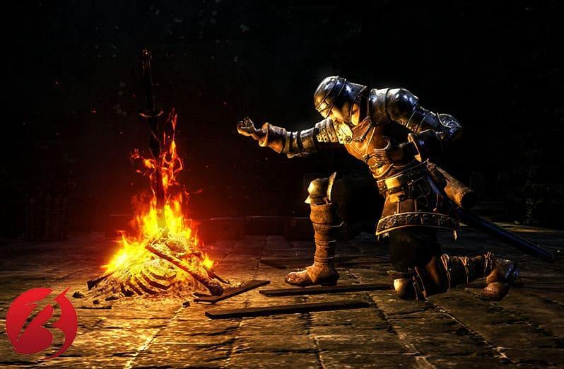 بهترین بازی های ویدیویی به انتخاب گاردین - بازی Dark Souls