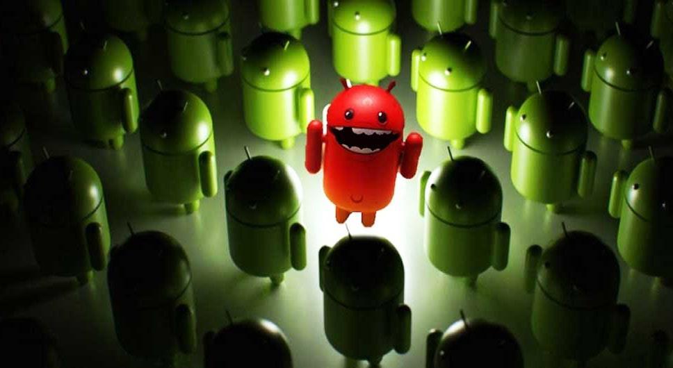 برنامه های مخرب و بدافزار های گوشی اندروید - وب سایت برتر رایانه