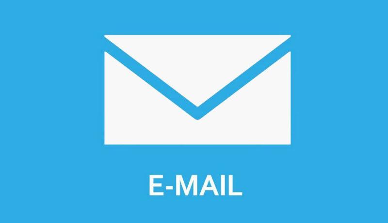 ارسال عکس با ایمیل - وب سایت برتر رایانه