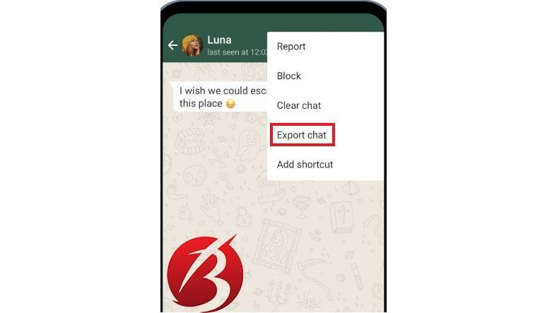 انتقال چت های واتس اپ به تلگرام