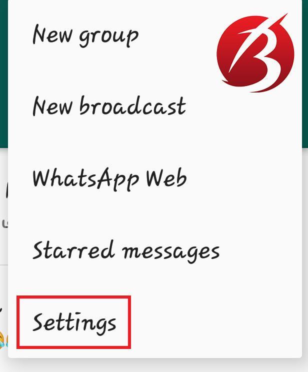 مخفی کردن عکس پروفایل واتس اپ برای یک شماره خاص - تنظیمات واتس اپ