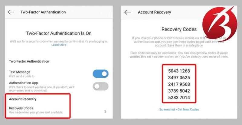 فعال کردن احراز هویت دو عاملی در تلگرام