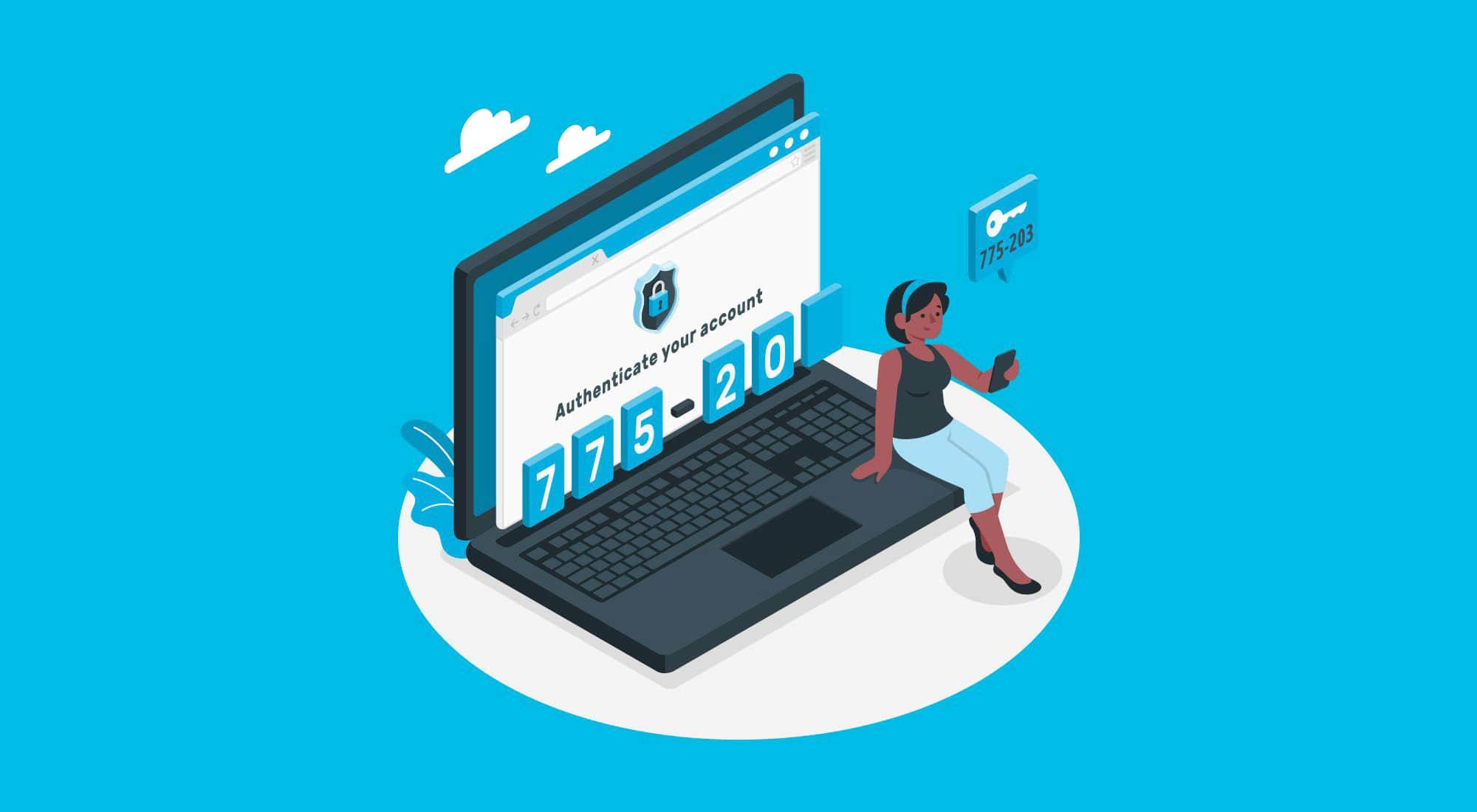 احراز هویت دو مرحله ای - وب سایت برتر رایانه