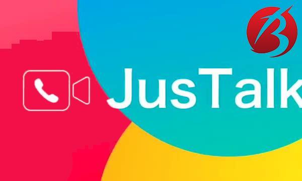 برنامه های تماس تصویری اندروید - برنامه Just talk