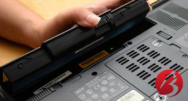 خرید لپ تاپ - بررسی باتری