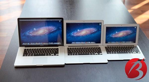 بررسی ابعاد لپ تاپ در هنگام خرید