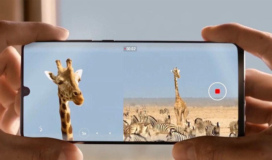 استفاده همزمان از دوربین جلو و عقب گوشی اندروید با استفاده از برنامه