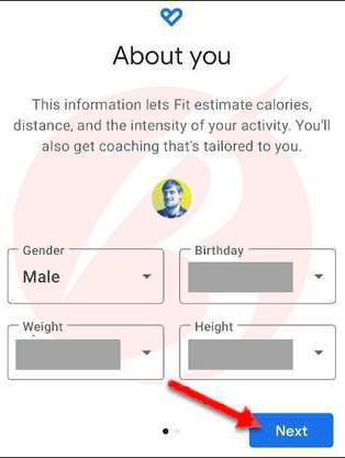 برنامه های تست تنفس و ضربان قلب - معرفی برنامه Google Fit