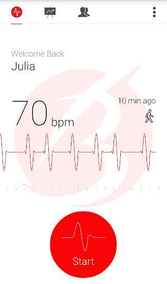 بهترین اپلیکیشن های تست تنفس و ضربان قلب