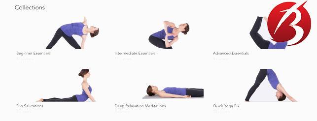 معرفی برنامه Yoga Studio: Mind & Body