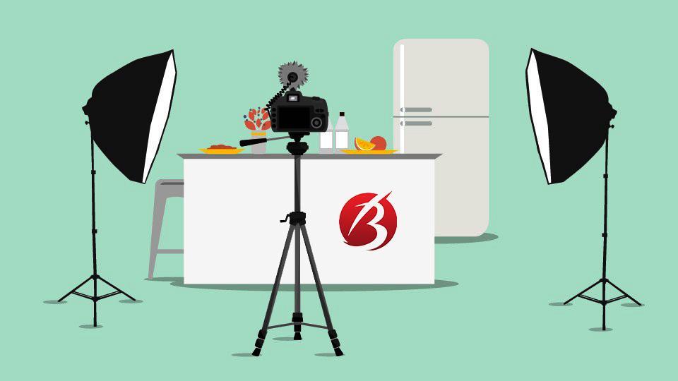 ملزومات لازم برای تولید محتوا ویدیویی