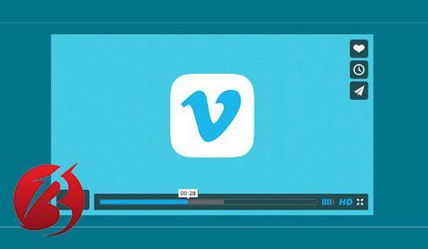معرفی سایت Vimeo