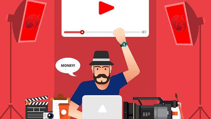 کسب درآمد از یوتیوب - روش های کاربردی