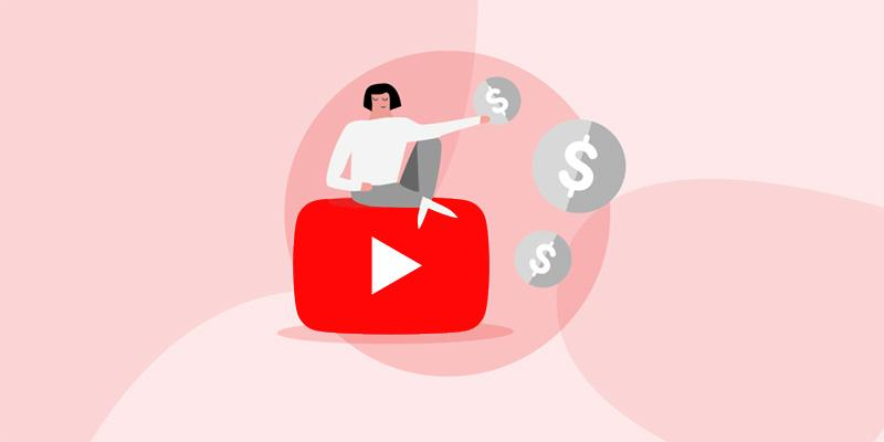 کسب درآمد از یوتیوب - وب سایت برتر رایانه