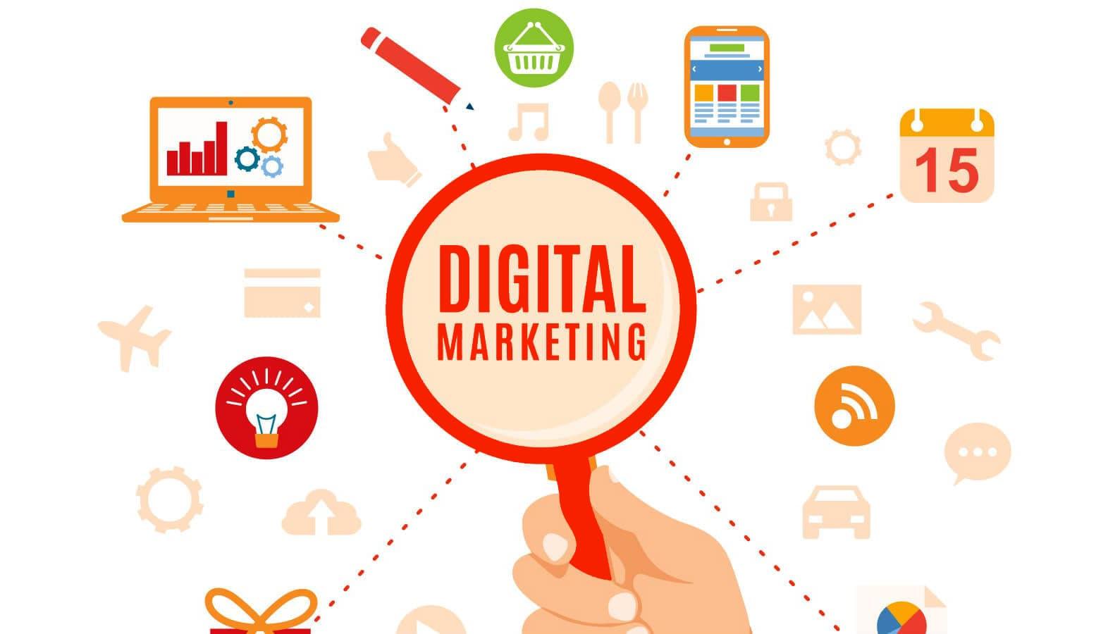 دیجیتال مارکتینگ - وب سایت برتر رایانه