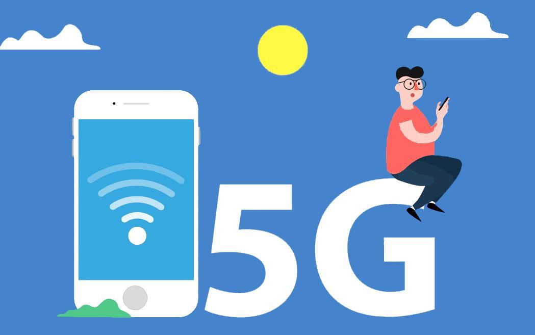 فعال سازی و غیرفعال سازی اینترنت 5G در گوشی - وب سایت برتر رایانه