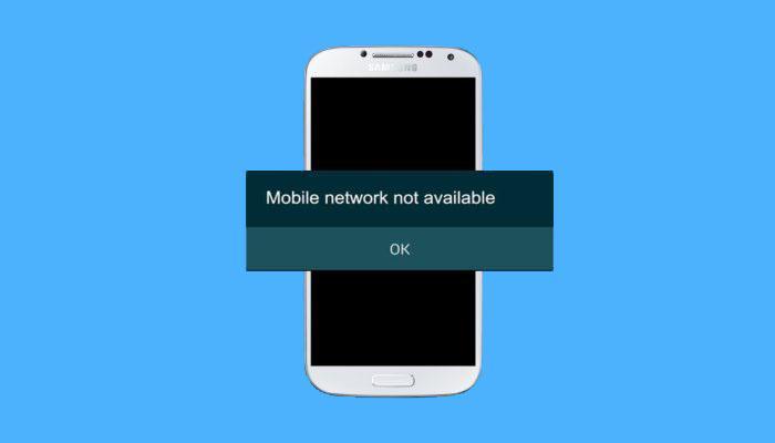 حل ارور Mobile Network Not Available در گوشی های اندروید - وب سایت برتر رایانه