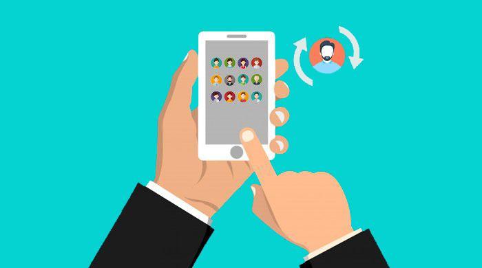 بکاپ گرفتن از مخاطبین در گوشی های اندرویدی - وب سایت برتر رایانه