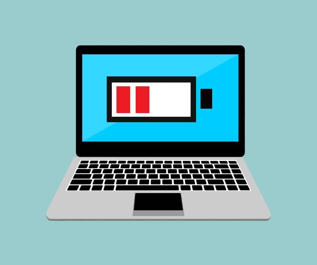 روش رفع مشکل شارژ نشدن باطری لپ تاپ در ویندوز
